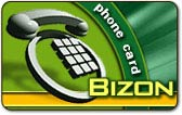 Bizon Phone Cards