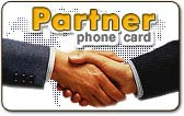 Partner Phone Cards